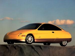 01 1994 Solectria Sunrise EV Prototype 001